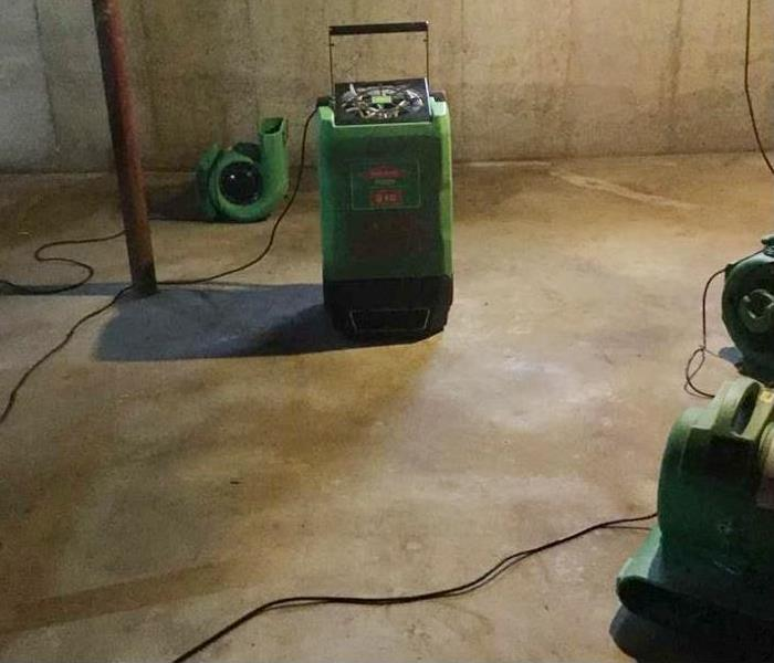 Water damage Cleaning in New London After