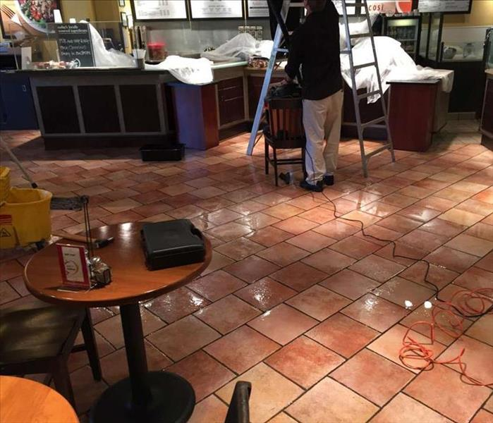 Commercial Water Damage Restoration in New London, CT