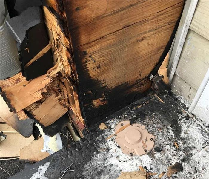Commercial Fire Damage Restoration in New London, CT