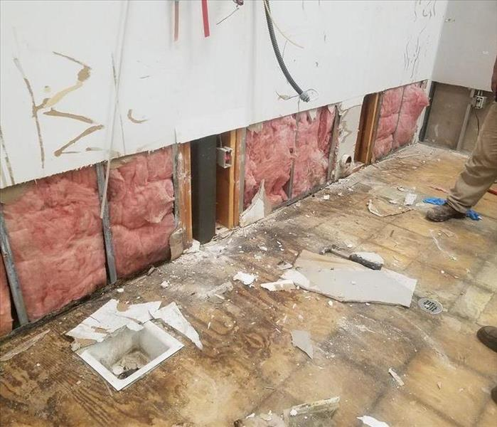 Mold Remediation in New London CT