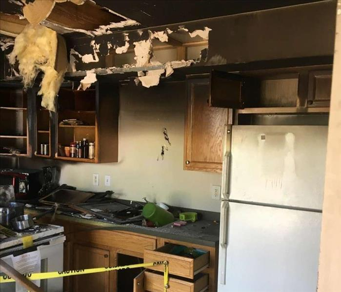 Fire Damage Cleaning in New London, CT