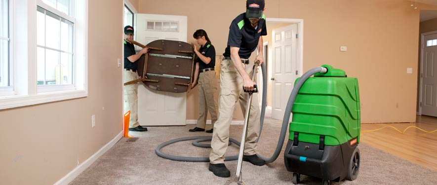 New London, CT residential restoration cleaning